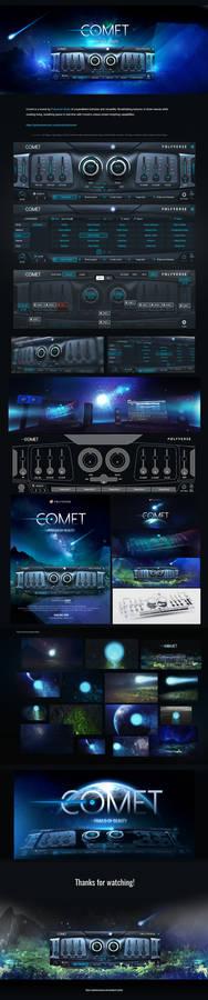 Polyverse Comet Ui - User Interface Design