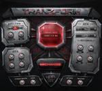 Tranzform Futuristic Fantasy GUI Design VST UI by Scott-Kane