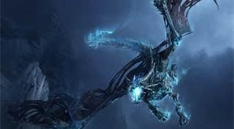 Monster Dragon by NightmareRex109