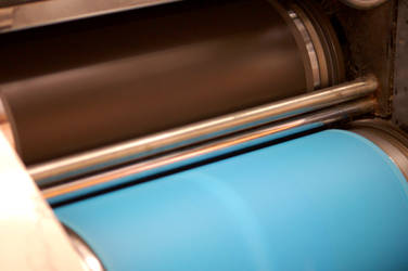 Printing Press Rollers 2