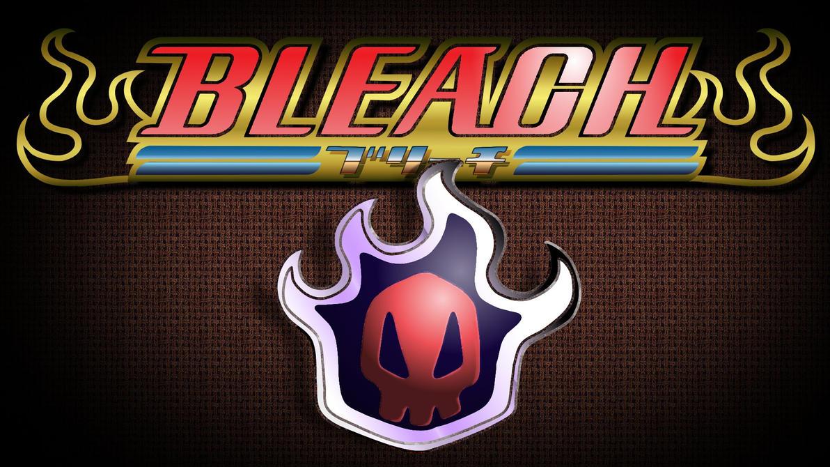 logo wallpaper 1280x800 bleach - photo #17