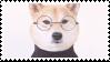shiba inu stamp #7