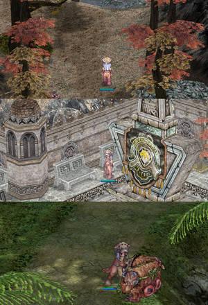Ragnarok amatsu dungeon theme