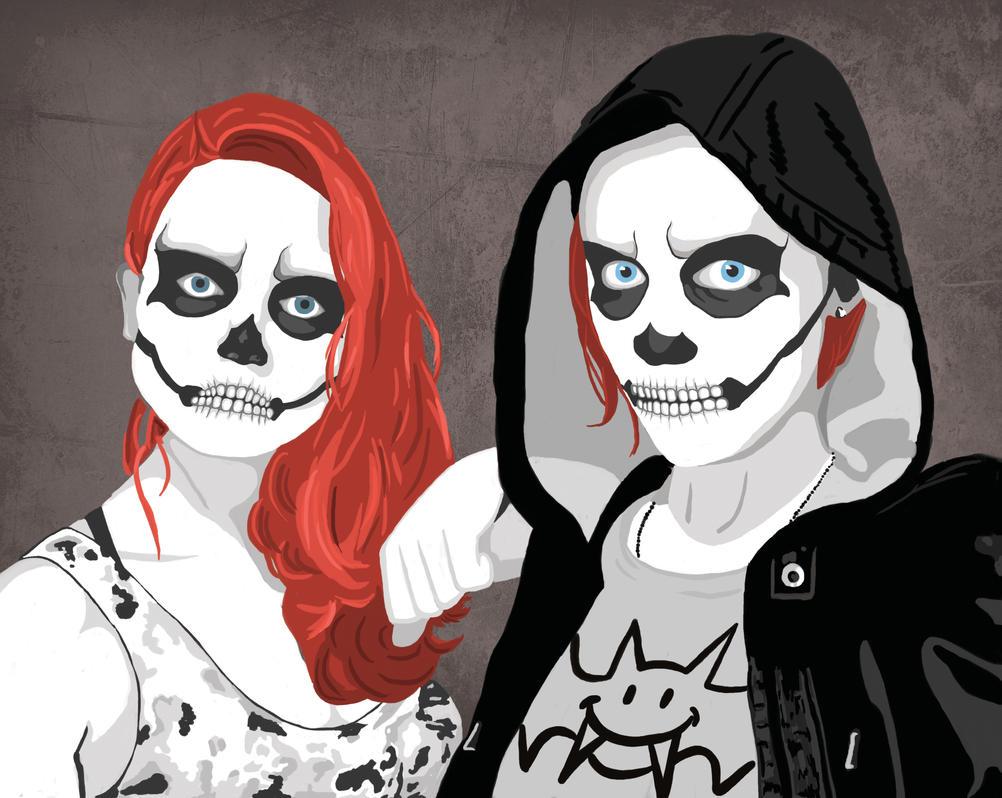 Skullgirls by SecretSunrise