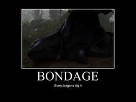 HTTYD-Bondage by IllusionEvenstar