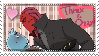 ThraxXOzzy Stamp by IllusionEvenstar