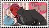 ThraxXOzzy Stamp by IllusionEvenstar