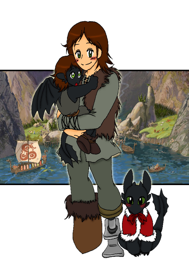 Toothcup fanfiction hiccup s little brood by