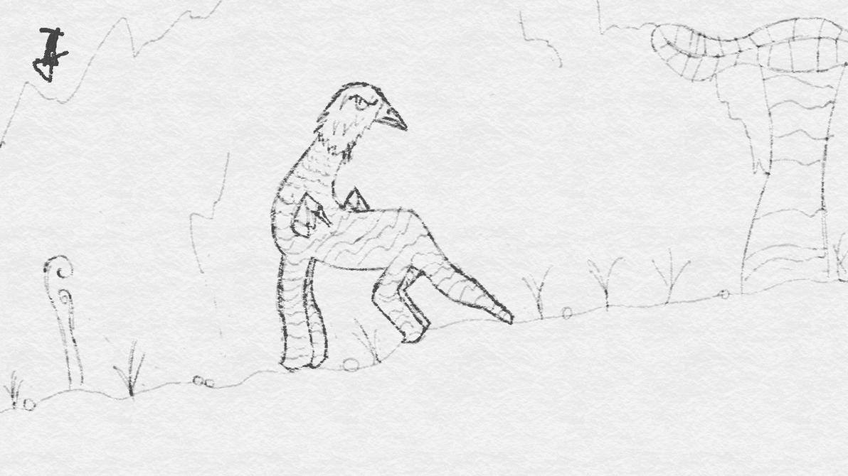 Beakosaurus by Darwin10011