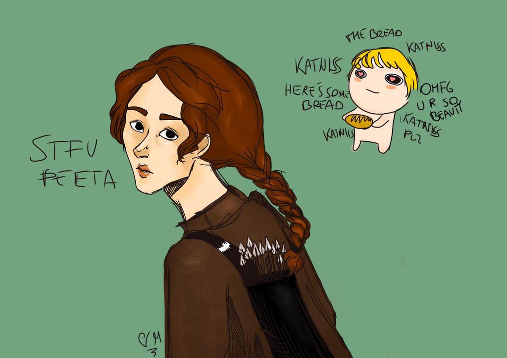 katniss and peeta relationship name