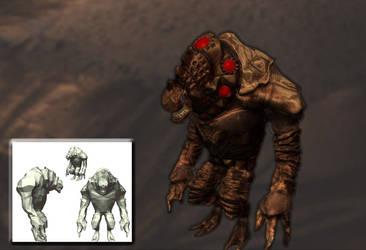 behemoth W.I.P. by nukage