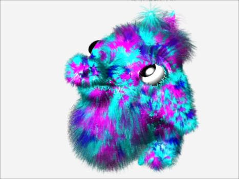 Hey just a fuzzy guy