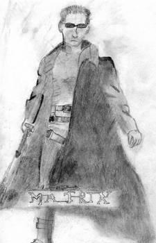 Neo in Pencil
