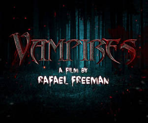 Free Horror Movie 3D Text Effect PSD by PsFiles