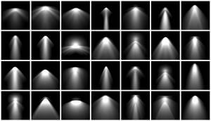 28 Free Light Brush Photoshop