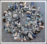 Inshore Charm Bracelet by sha-shajewelry