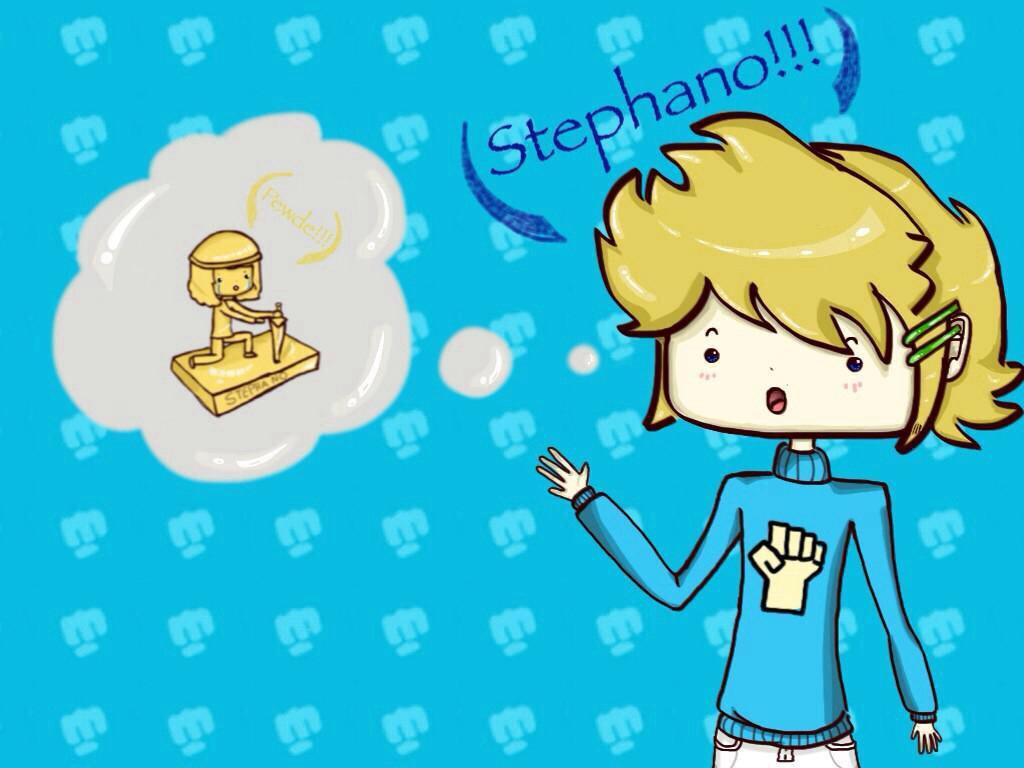 Stephano! by SangoAce
