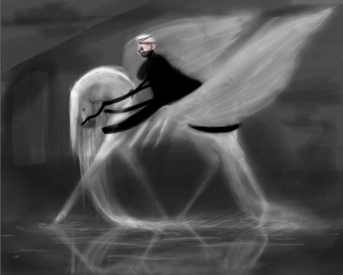 Death WIP by Axazel