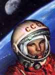50 Years first space-flight 2