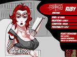 Ruby Gloom - Proyect by Crismoster25