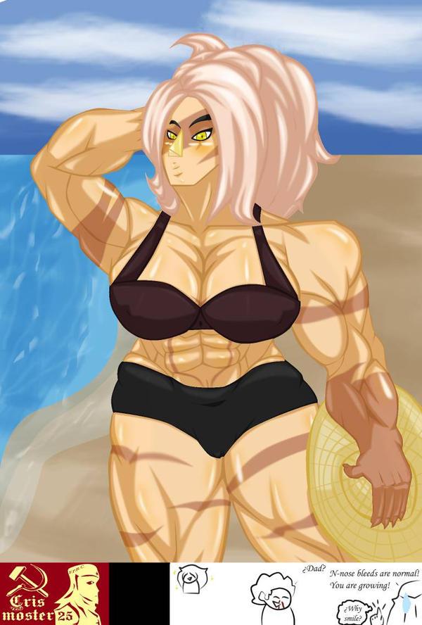 Jasper da de playas by Crismoster25