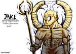 Jake-el-mejor-de-todos by Crismoster25