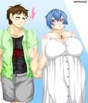 Shinji-Enamorado by Crismoster25