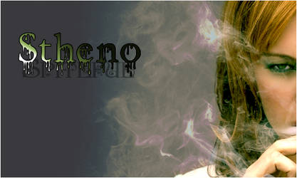 Stheno Signature by TheMorr