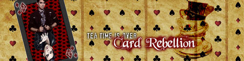 Card Rebellion Banner 2 by TheMorr