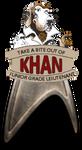 Take a Bite out of Khan