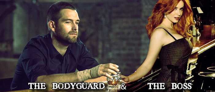 The Boss and the Bodyguard