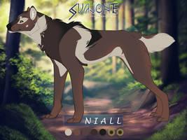 Svajone App | Niall by ClockworkDoge