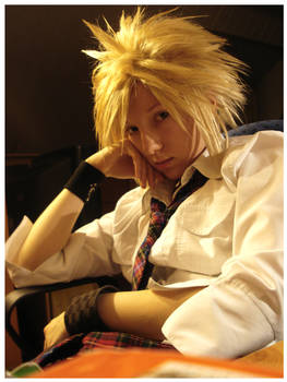 FFVII: Wanna study with me?