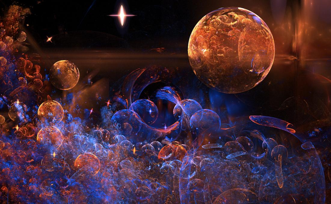 Stellar Wave by Lupus-deus-est
