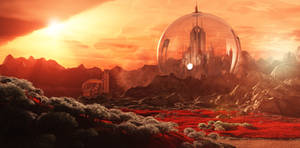 Gallifrey from Mount Perdition