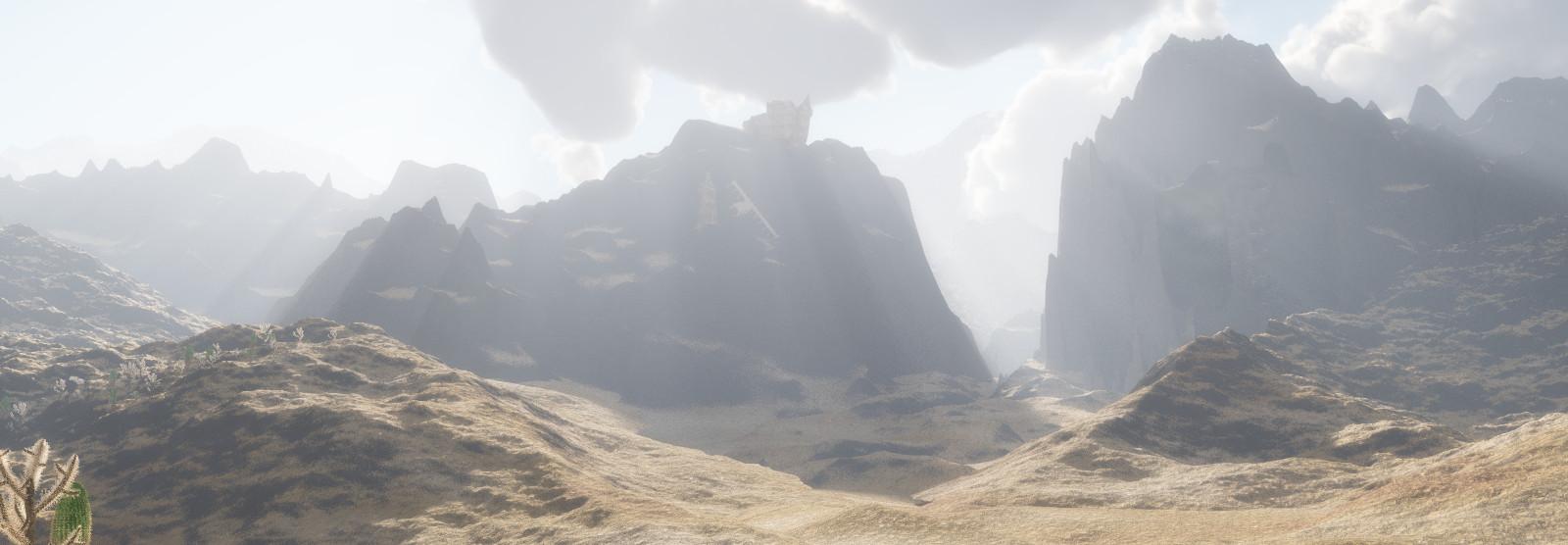 Jangai Pass by Lupus-deus-est