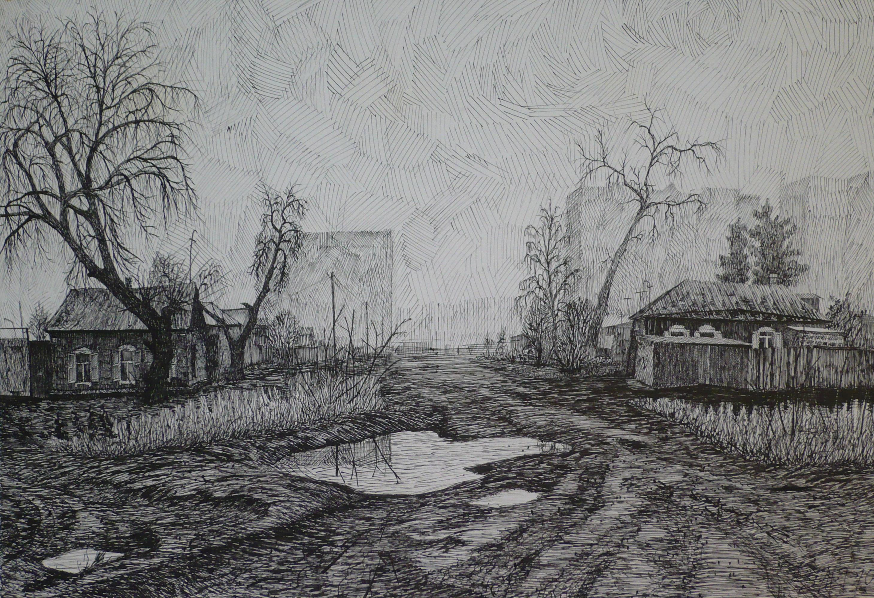 November fog by MONAROZ-Art