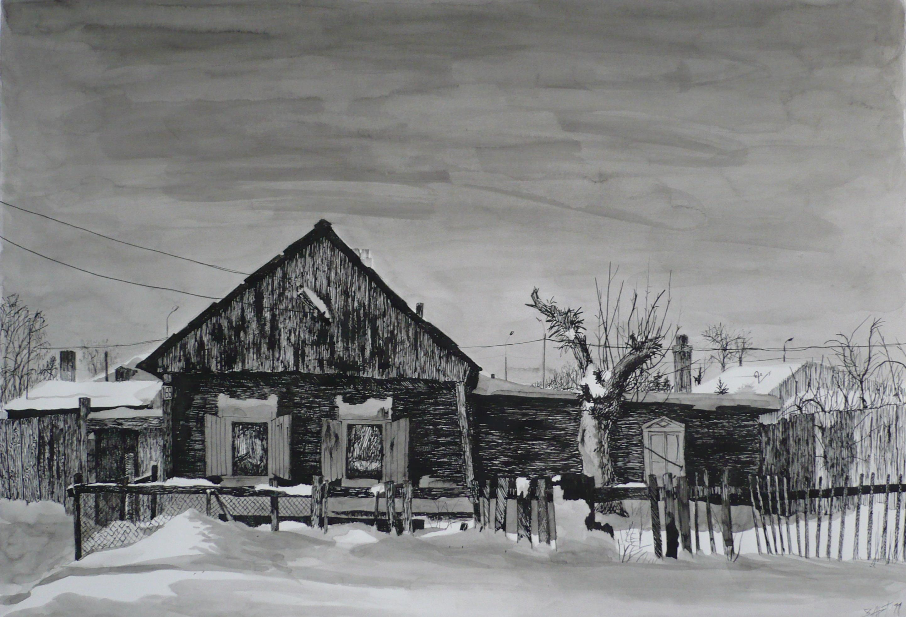Quiet Evening by MONAROZ-Art