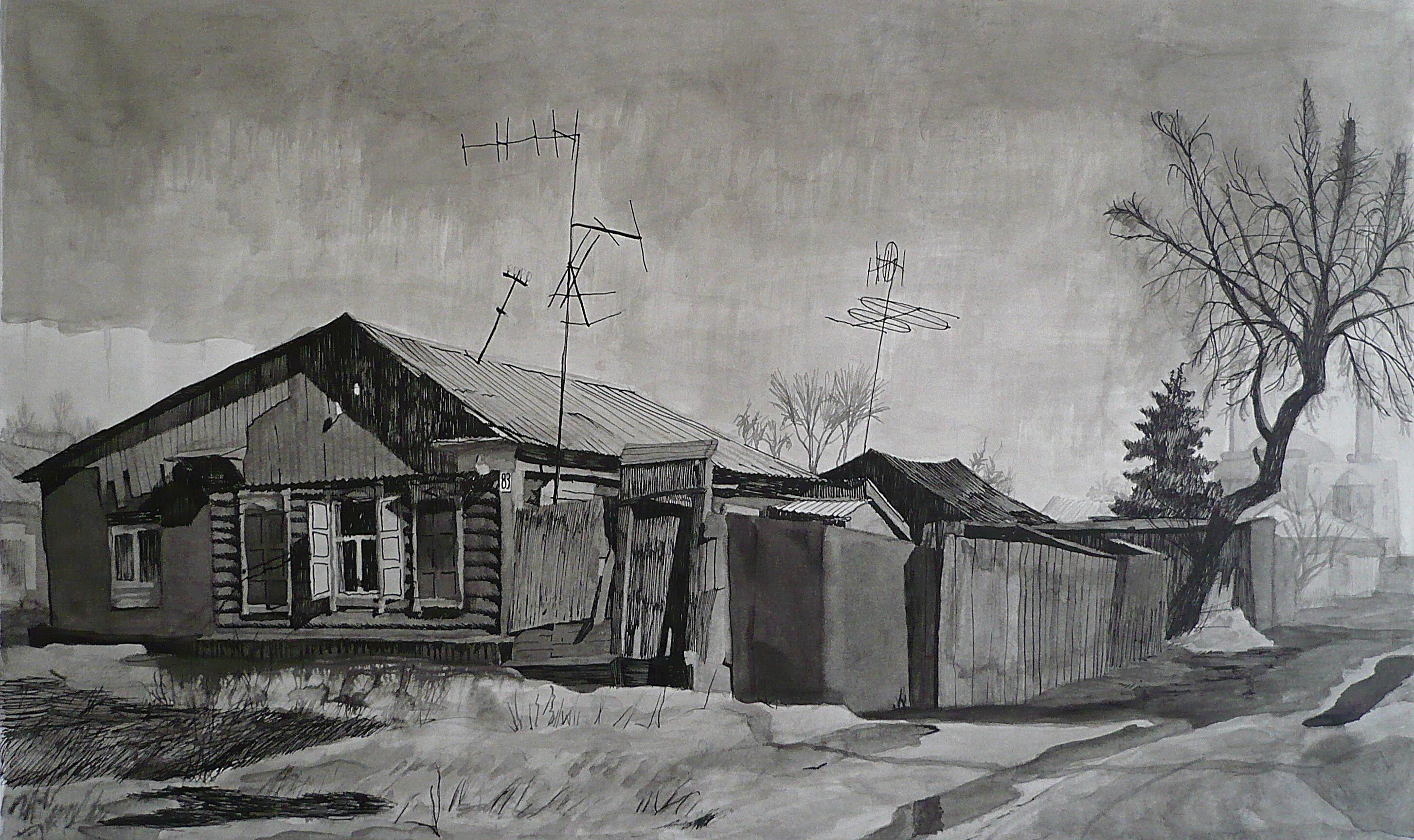 March. Thaw by MONAROZ-Art