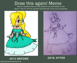 Draw this again! - Gaby-Dress by NJ-Lochii