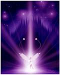 Angelic Magic in the Night