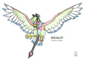 Chatot Evolution by FawkesTheSkarmory