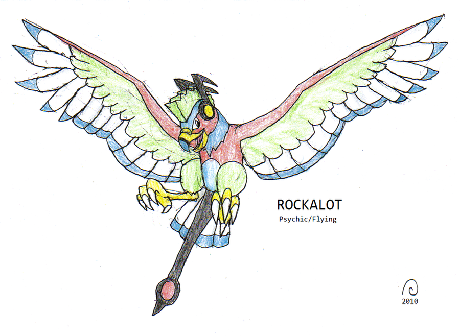 Chatot Evolution by FawkesTheSkarmory on DeviantArt