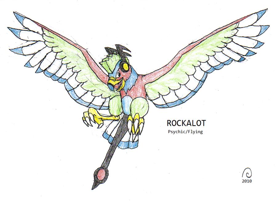 Chatot Evolution by FawkesTheSkarmory on DeviantArt