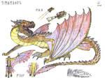 The Dragon Manual: Timberjack