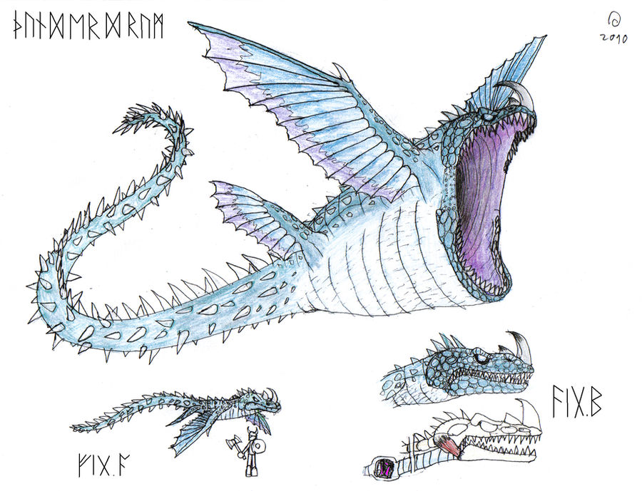 The Dragon Manual: Thunderdrum by FawkesTheSkarmory on ...