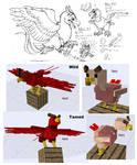 Minecraft Mob Idea - Roc