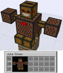 Mob Idea - Juke Golem