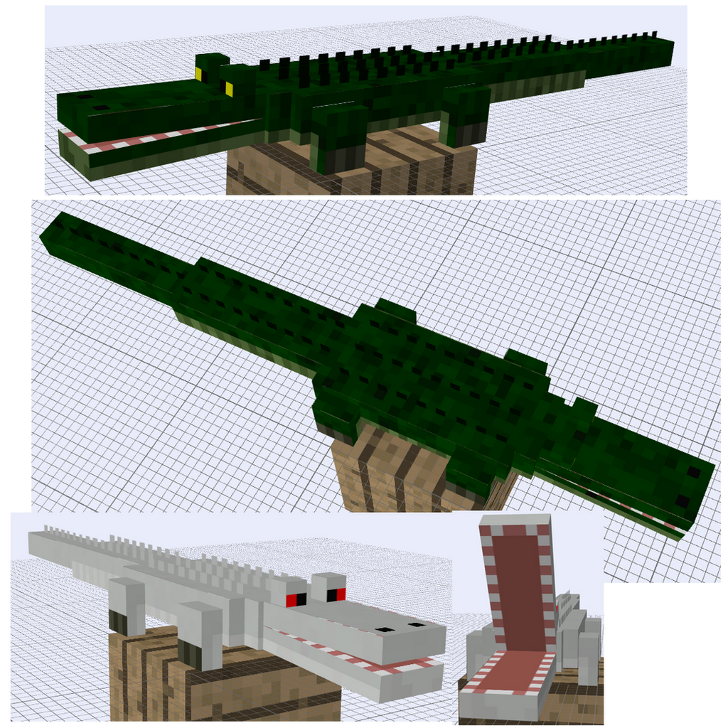 Mob Idea - Gator