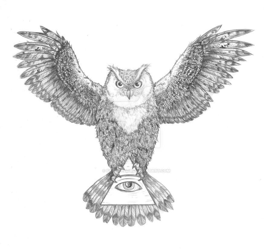 Owlluminati by Fyrisvellir
